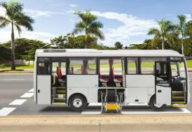 Otokar, yeni otobüsü Poyraz'ı satışa sundu