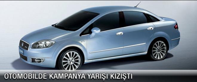 2014 model otomobil kampanyaları