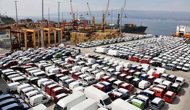 "Otomotiv ihracatında ""parite"" darbesi"
