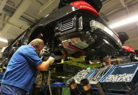 """Alman otomotiv sektöründe """"iş durumu"""" kötümser kalmaya devam etti"""