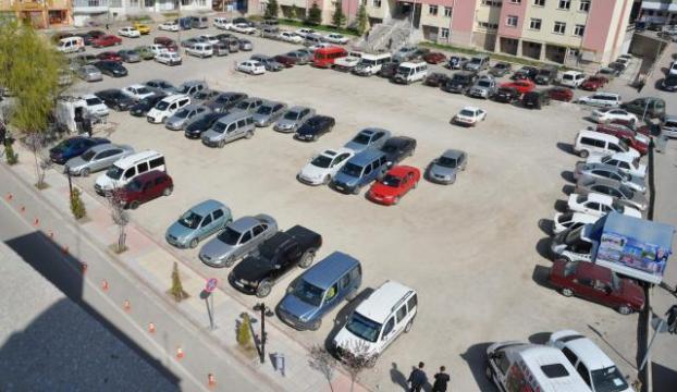 """""""Açık otoparklar acil durumlarda toplanma alanı olarak kullanılabilir"""""""
