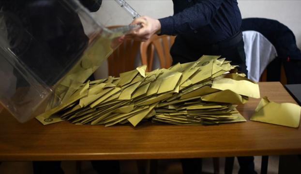 Maltepedeki oy sayımının durmasına itiraz