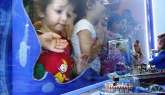 Ziyaretçilerini çocukluk yıllarına götüren müze