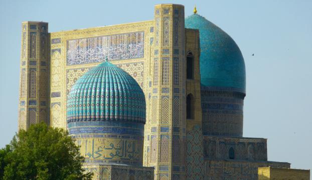 Özbekistan - Kırgızistan sınır sorunu