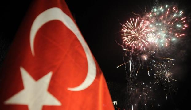 Türk arması için ilk adım