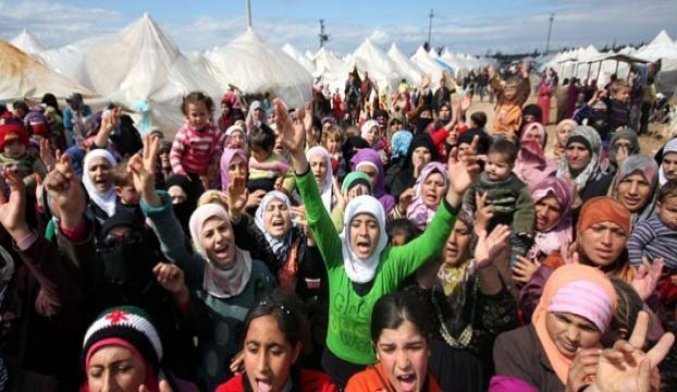 Suriyeli sığınmacılar ülkelerine gerdi dönüyor