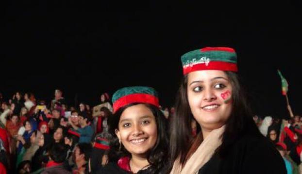 Pakistanda İmran Khan rüzgarı