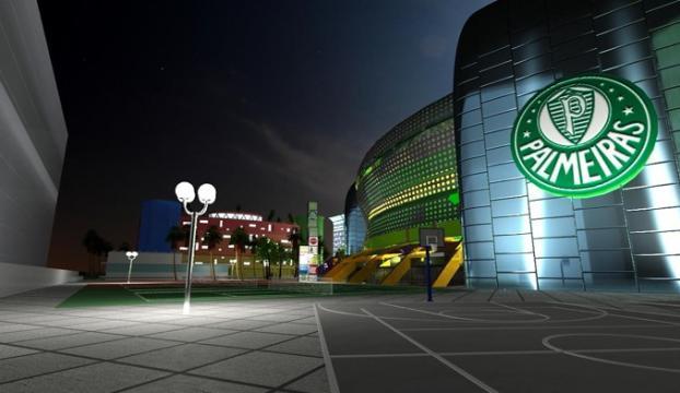 Brezilya şampiyonu Palmeiras