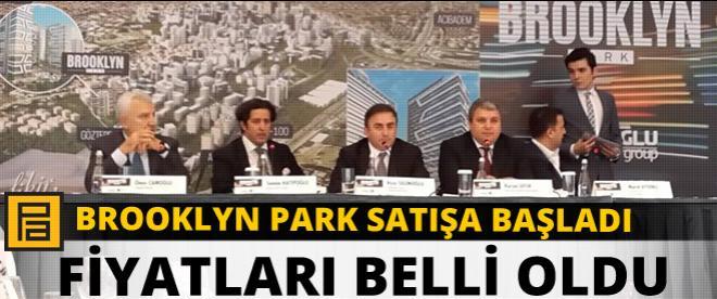 """""""Brooklyn Park"""" görücüye çıktı"""