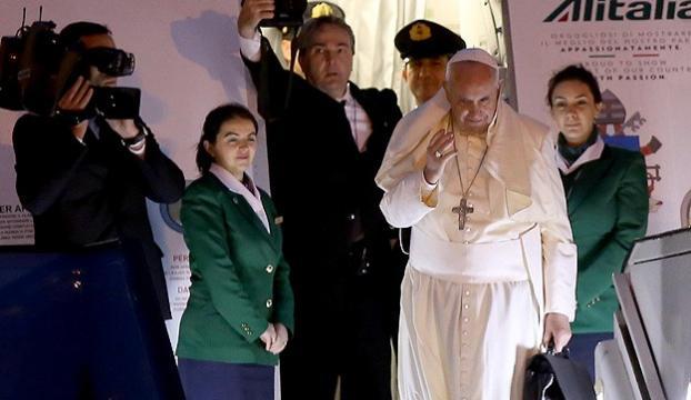 Papadan Türk-Ermeni sınırı açıklaması