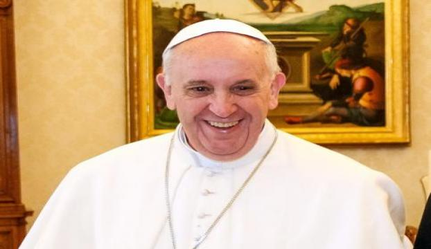 Papa Franciscus, Aya Yorgi Kilisesinde ayine katıldı