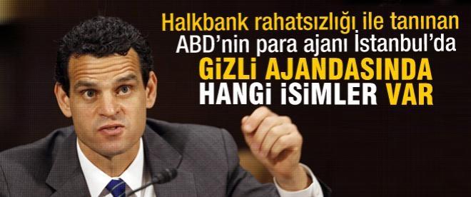 ABD'nin para ajanı David Cohen neden İstanbul'da