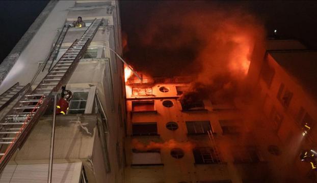 Pariste bina yangını: 10 ölü, 30 yaralı