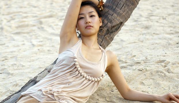 Ünlü aktris Park, anne oldu