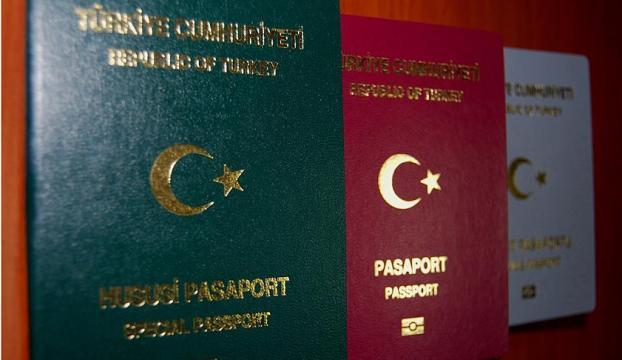 Pasaportlarda yeni dönem