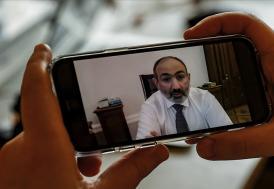 Paşinyan, Ermenistan Genelkurmay Başkanı Gasparyan'ı görevden aldı