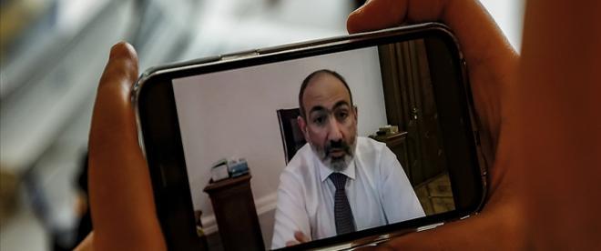 Paşinyan, Ermenistan Genelkurmay Başkanı Gasparyanı görevden aldı