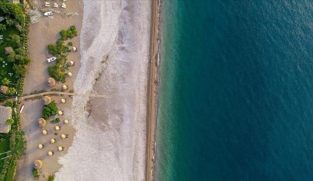 Patara ve Çıralı, Avrupanın en iyi 30 plajı arasında gösterildi