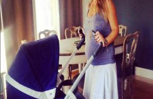 Pelin Karahan anne oldu...