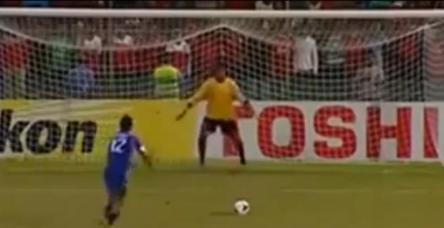 Yok böyle penaltı!