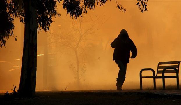 """KKTC Tarım Bakanı Oğuz: """"Dünkü yangın, 1995 sonrası en büyük orman yangınıydı"""""""