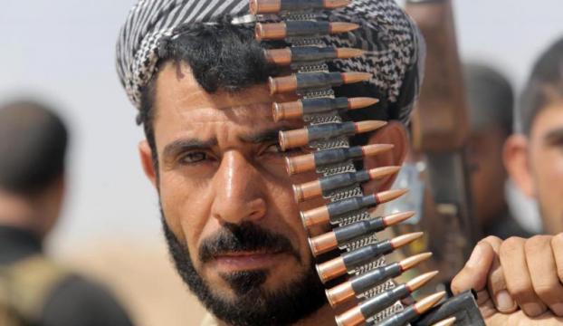 PKKya bağlı grup ile Suriyeli Peşmergeler Sincarda çatıştı