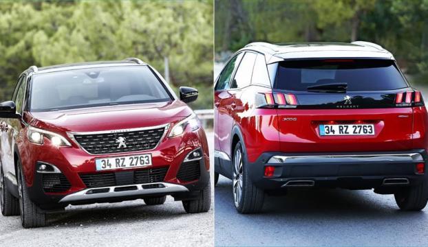 """Yeni Peugeot 3008, SUVda """"Kadınlar Dünyasında Yılın Otomobili"""" seçildi"""