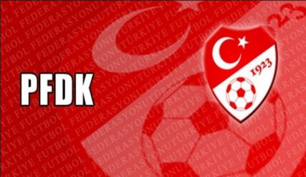 4 takım ceza almadı, en çok cezayı Bursa aldı