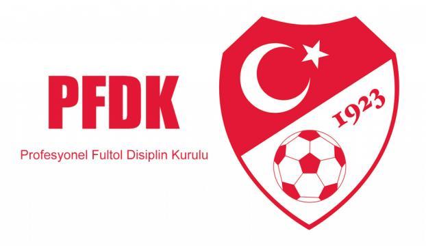 Süper Ligde 10 kulüp PFDKye sevk edildi
