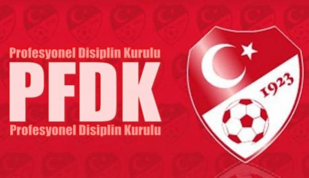 Ligin yarısı PFDKya sevk edildi