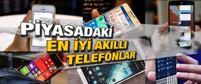 Piyasadaki en iyi akıllı telefonlar. Bakın en iyisi hangisi?
