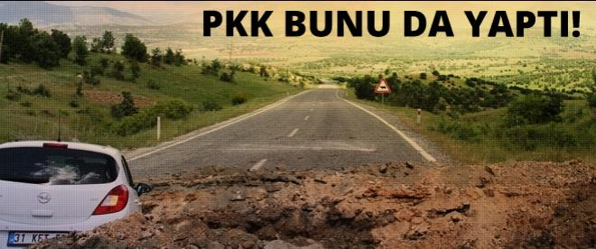 PKK bunu da yaptı