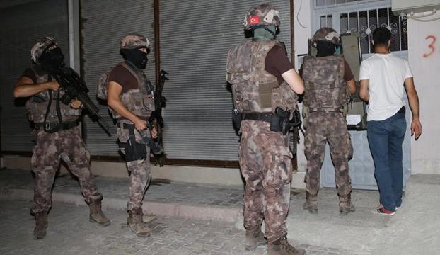 Adanada PKK/KCK operasyonu: 20 gözaltı