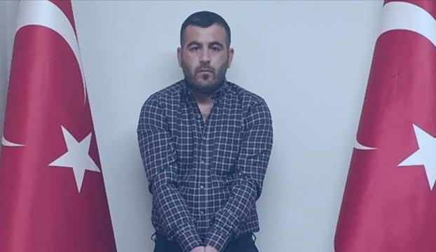 PKKnın sözde lojistik sorumlusu, MİTin operasyonuyla Türkiyeye getirildi