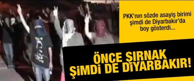 PKK fotoğrafları Diyarbakır'da ortaya çıktı