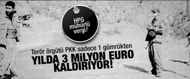 PKK'ya dair şaşırtan bilgi! Rakam dudak uçuklattı