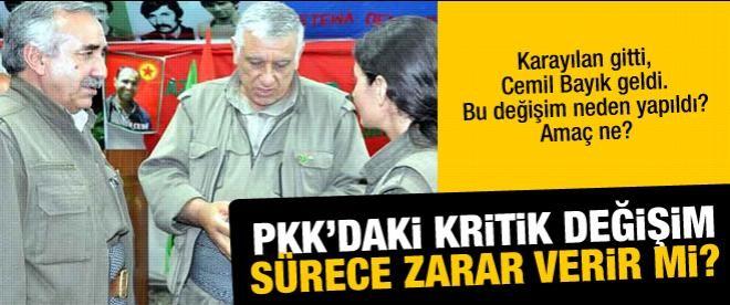 PKK'daki değişiklik çözüm sürecine zarar verir mi?