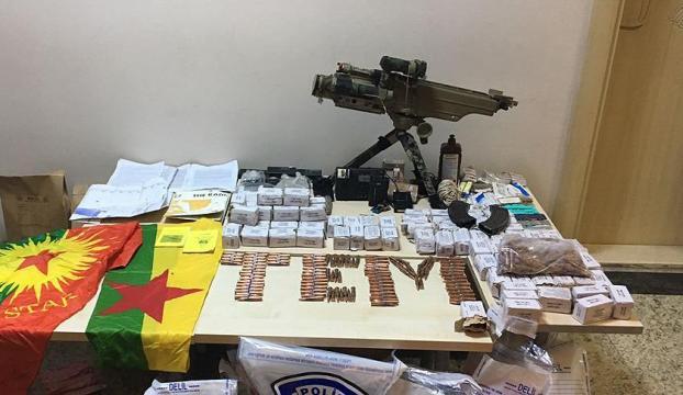 Bu silah PKKda ilk kez ele geçirildi