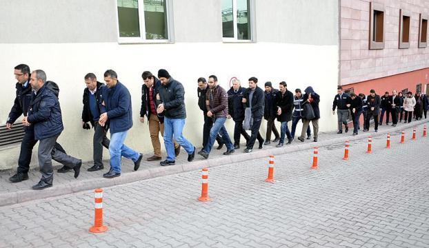 PKKya 37 ilde eş zamanlı operasyon: 834 gözaltı