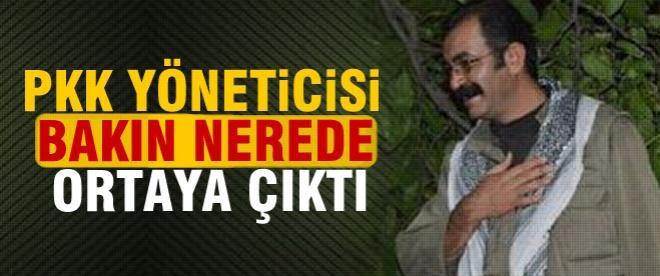 Kayıp PKK yöneticisi Barzani'ye katıldı