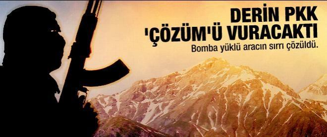 Derin PKK 'Çözüm'ü vuracaktı