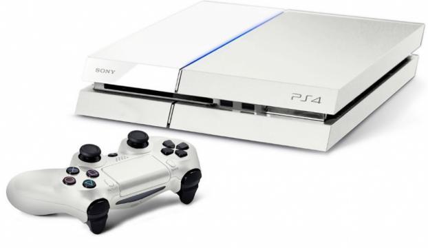 Buz beyazı PlayStation 4 satışa çıkıyor