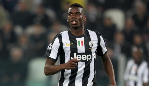Juventusdan Pogbaya büyük imza