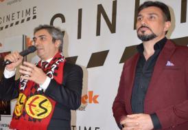 Necati Şaşmaz'a Eskişehir'de sevgi seli!