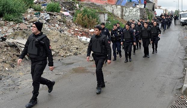 Narkotik operasyonunda silahlı çatışma