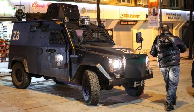 Huzur Operasyonunda aranan 2 bin 181 şüpheli yakalandı