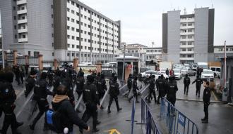 Ortaköy teröristi sağlık kontrolünden geçirildi