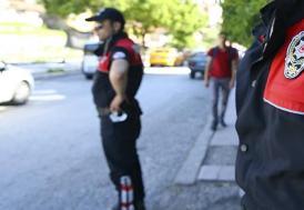 İstanbul'daki polise saldırı