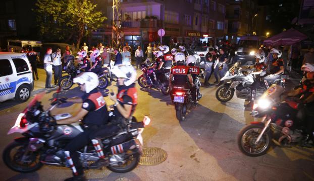 Ankarada sığınmacılar ile semt sakinleri arasında gerginlik