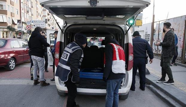 İstanbulda yabancı uyruklulara yönelik büyük operasyon